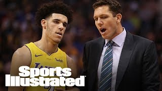 Should Lonzo Ball Drop The Mic & Focus On His Lakers' Career? | SI NOW | Sports Illustrated