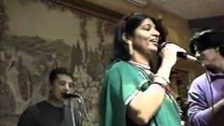 Cham Cham Chamakti sham hai   Chitralekha Dixit with Salman Arif and Jibran Hashmi