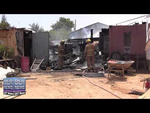 Cobbs Hill, Warwick Fire, May 20 2014