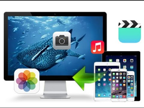 how to send videos from pc to iphone
