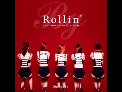 Brave Girls (브레이브걸스) - Rollin' (롤린) 1 hour version