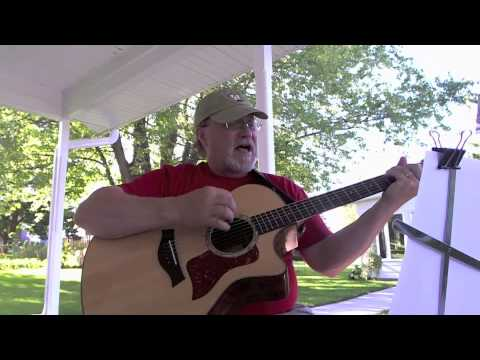 856 - Wonderful World - Sam Cooke - acoustic cover by George Possley