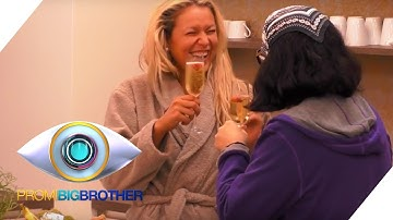 Chethrin & Katja gehen ins Bett | Tag 4 | Promi Big Brother 2018 | SAT.1