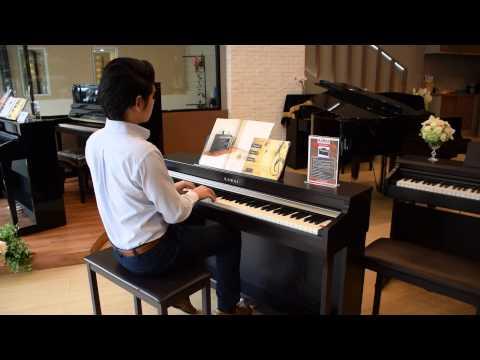Kuljaesol : รีวิวเปียโนไฟฟ้า KAWAI CN25 กับเพลงดาว