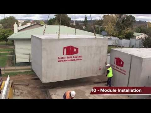 Green Precast Website Movie