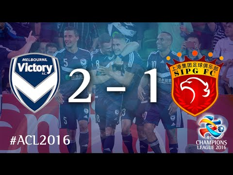 MELBOURNE VICTORY vs SHANGHAI SIPG: AFC Champions League 2016 (Group Stage)