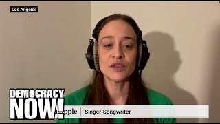 "Fiona Apple on ""making people feel free"" through music"