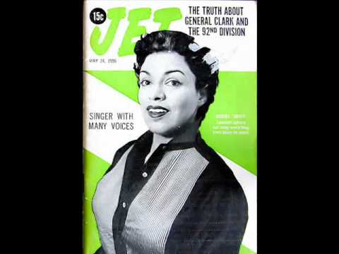 Muriel Smith - Hold Me Thrill Me Kiss Me ( 1953 )