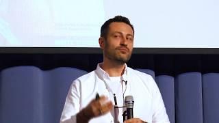 Între viitorul dorit și nesiguranța cotidiană   Ovidiu Neamțu   TEDxGalatiED