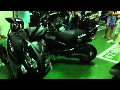 scooter latin racing club