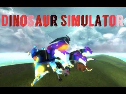 Dinosaur Simulator - The war against Prototypes!