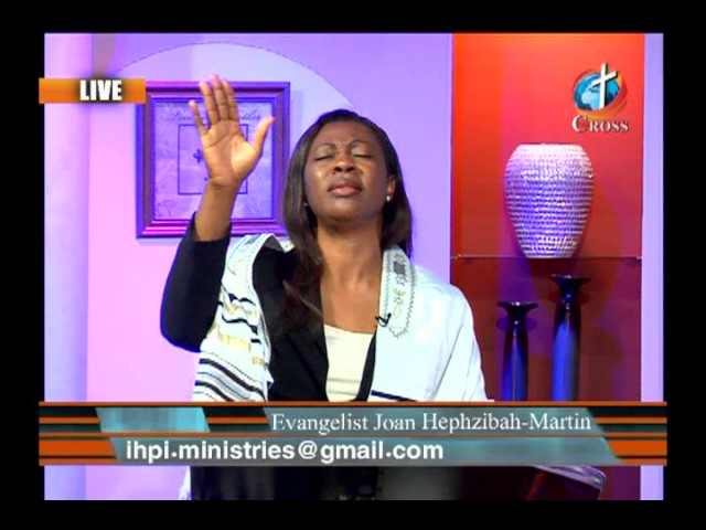 In His Presence Joan Hephzibah-Martin 04-18-17