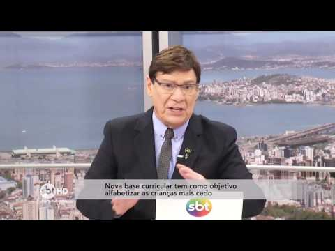 Luiz Carlos Prates comenta mudança na base curricular