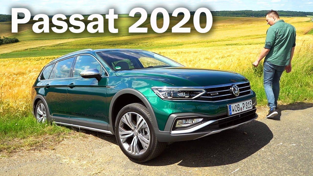 Почему Пассат, а не Камри и Оптима? Новый VW Passat 2020!