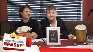 Joyce Ilg und der VIP | Verstehen Sie Spaß?