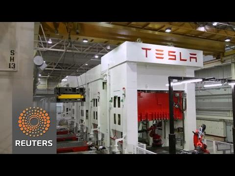 Tesla bets big on Model 3