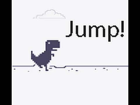 let s play google chrome s flappy trex runner youtube