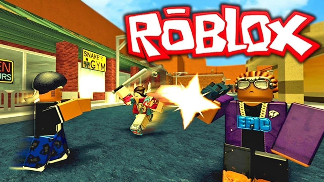 What is playing roblox