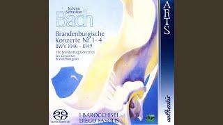 Brandenburg Concerto No. 3 in G Major, BWV 1048 - Part II (J.S. Bach)