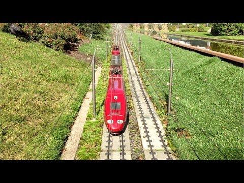 TGV Thalys Close Call Suicidal 2018