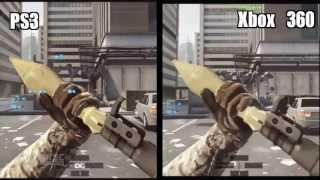 Battlefield 4: Xbox 360 versus PS3