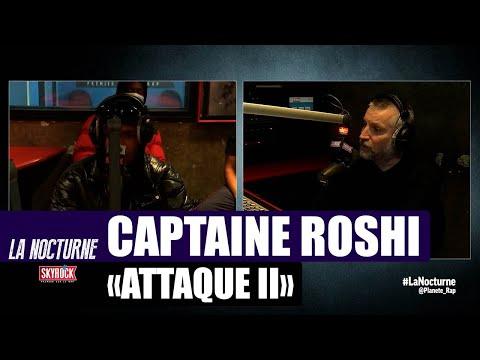 Youtube: Captaine Roshi«Attaque II» #LaNocturne