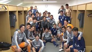 SAMURAI BLUEからなでしこジャパンへ応援メッセージ