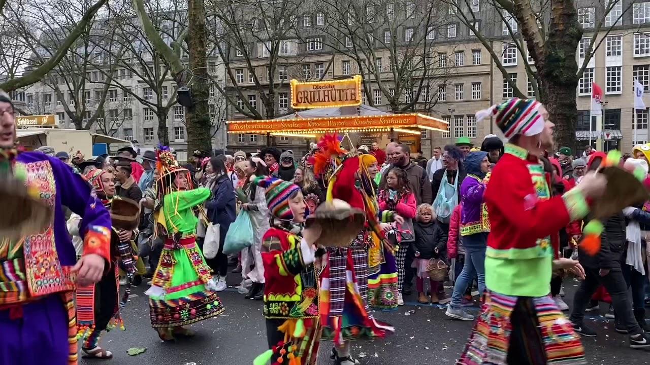 Karneval Düsseldorf Deiters