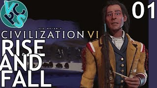 Video Civ 6 Rise and Fall EP01 – Poundmaker's Cree Emperor Difficulty Large Map download MP3, 3GP, MP4, WEBM, AVI, FLV Maret 2018