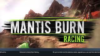 mantis Burn Racing - Battle Cars gameplay обзор игры