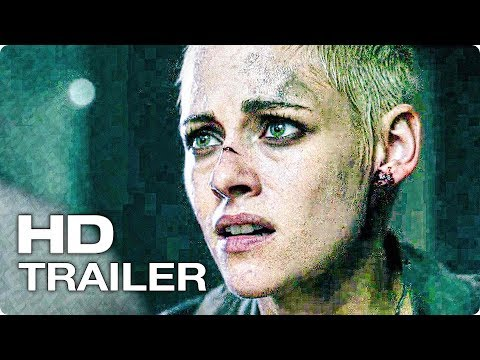 ПОД ВОДОЙ Русский Трейлер #1 (2020) Кристен Стюарт, ТиДжей Миллер Monster Sci-Fi Movie HD