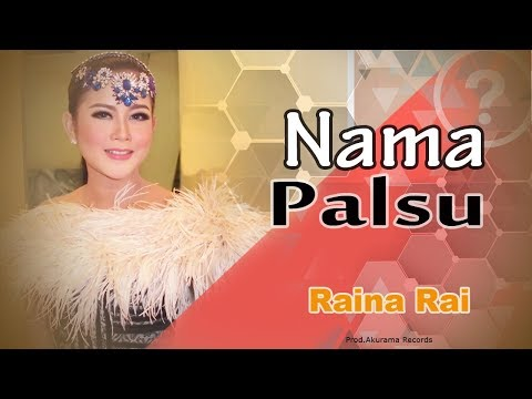 Raina Rai - Nama Palsu (Official Music Video)