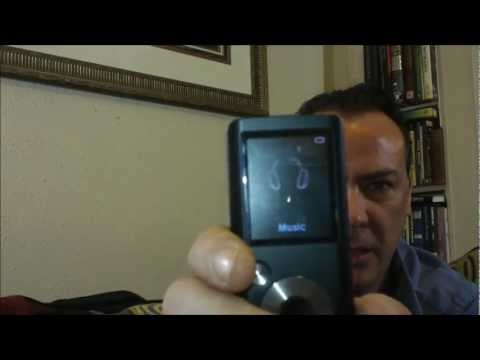Coby 4GB Flash MP3 Player Review