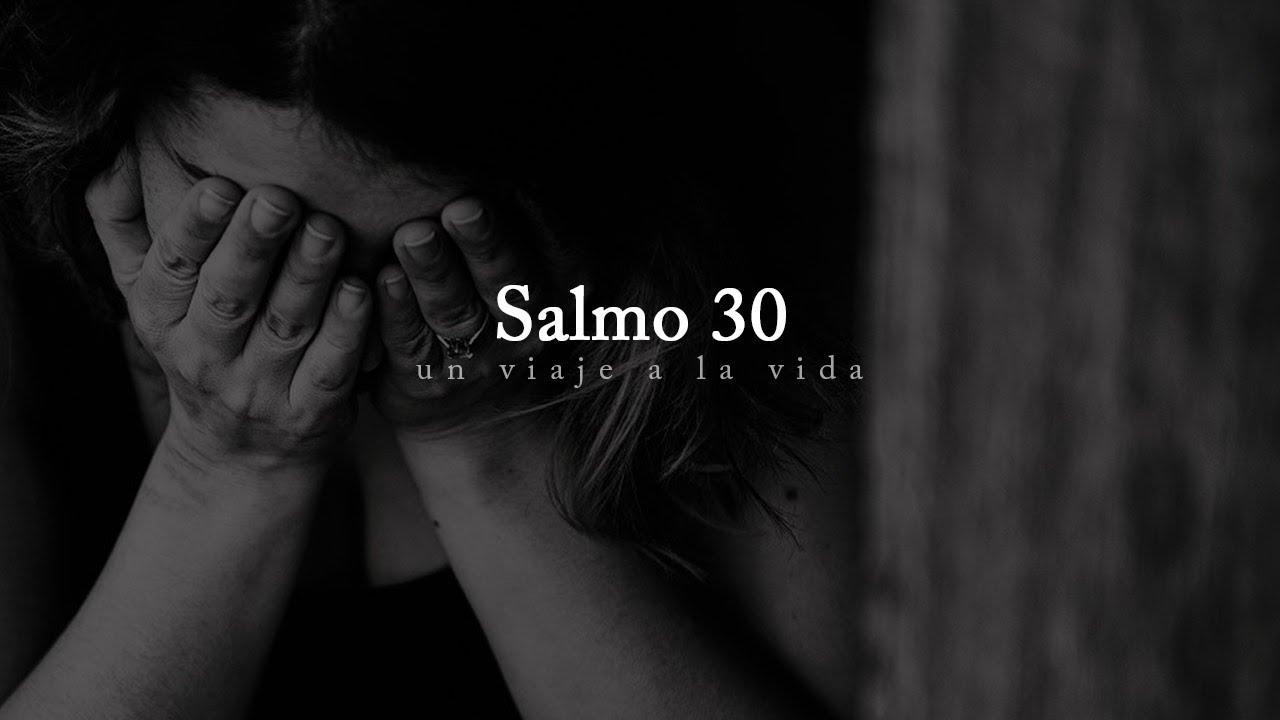Oración para curar la depresión   Salmo 30