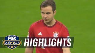 Bayern Munich vs. Werder Bremen   2015–16 Bundesliga Highlights