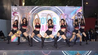 190331 Valentia cover KPOP - Something + Swalla + Dr.Feel Good @ Central Chaeng 2019 (Final)