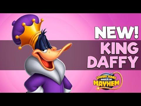 Looney Tunes World Of Mayhem   King Daffy