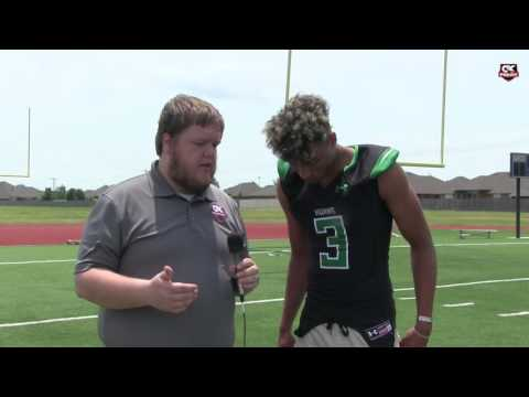 2016 Media Day: Sean Shaw