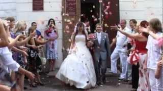 Свадебное видео. Прогулка. Видео на свадьбу в Самаре