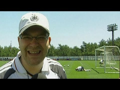 Elton crasht Training der National-Elf - TV total - TV total