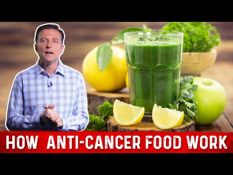 How Natural Anti-Cancer Foods Work: in Simple Terms
