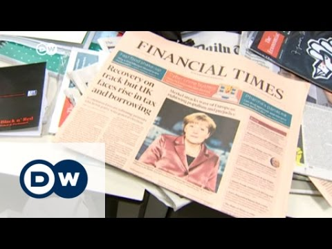 Sale of FT shakes up publishing world | DW News