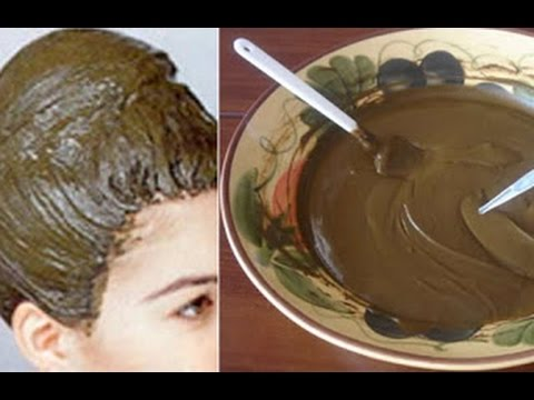 Mehndi For Gray Hair : Go beyond henna to conceal grey hair youtube
