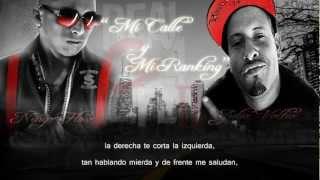 Mi Calle y Mi Ranking-Ñengo Flow Ft Julio Voltio (Letra)