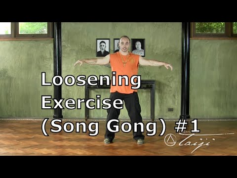 Song Gong 1 video from DiscoverTaiji.com