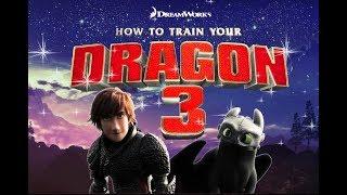 Сборка приколов в  How to train your Dragon 3!