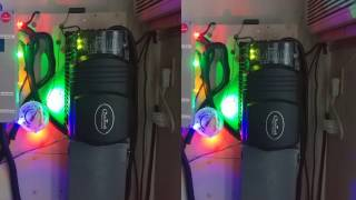 SOLAR 48 VOLT OFF GRID SYSTEM WITH COLORFUL LED