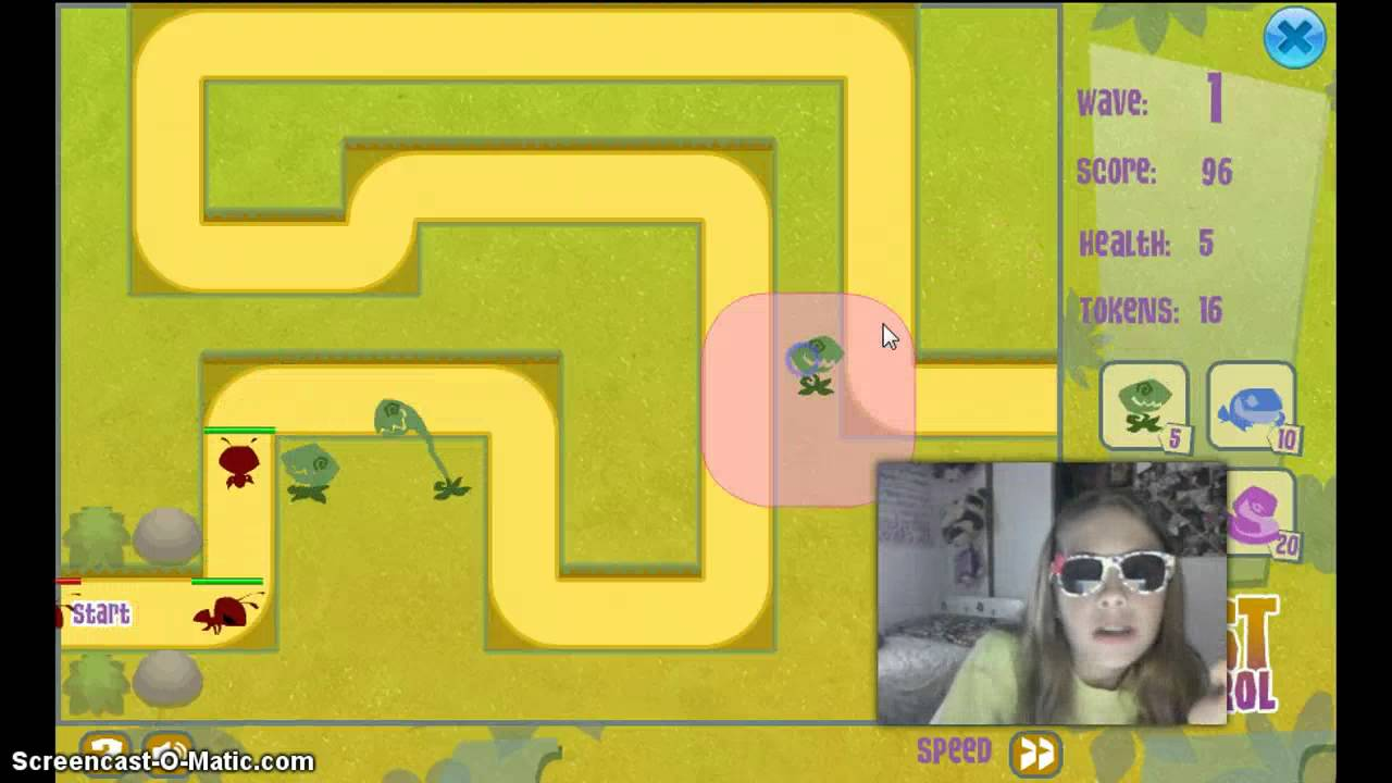 Pest Control! (Game) - YouTube