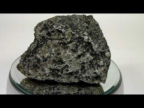 Meteorite Shirokovsky pallasite-like meteorwrong