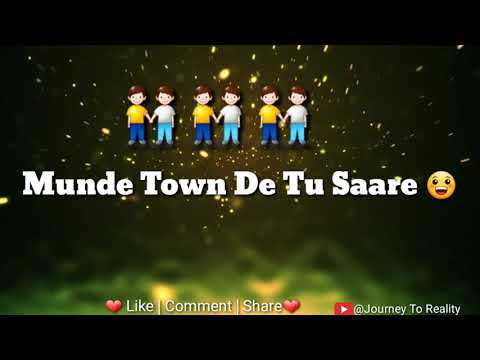 Life Akhil  |  romantic Punjabi Song | WhatsApp Status Video